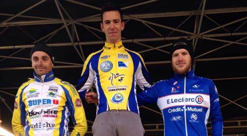 Première victoire à Montélimar pour le GMC 38 EF avec Baptiste DIDIER