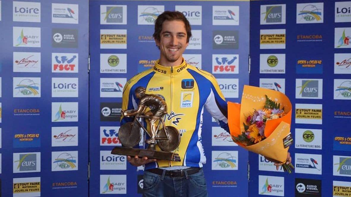 Belles victoires pour Cyril BRUYAS au GP de Feurs et Tristan SERRAILLE au CLM La Corima