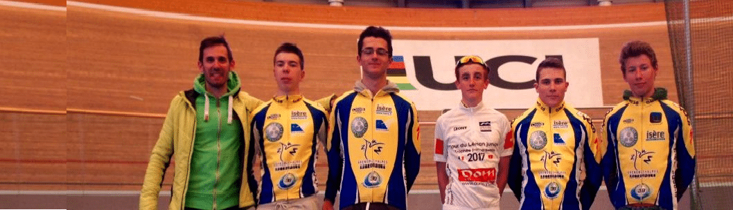 Week end de Pâques : R. Capron 2ème au Tour Leman et C. Bruyas 3ème au GP Chaffailles