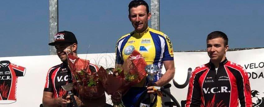 Résultats du week end : Félicitation à Stephane Caloini pour sa victoire