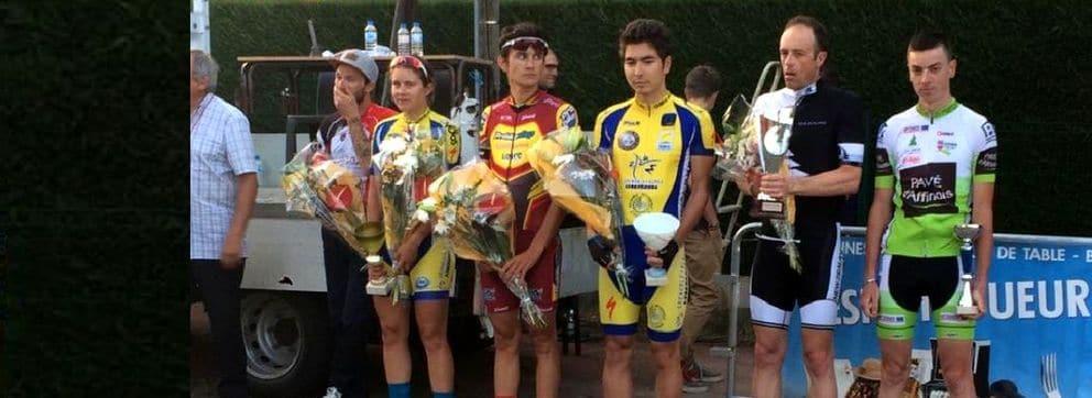 M Gallego vainqueur à Valmenier – Henri LAM 2ème à Montrond