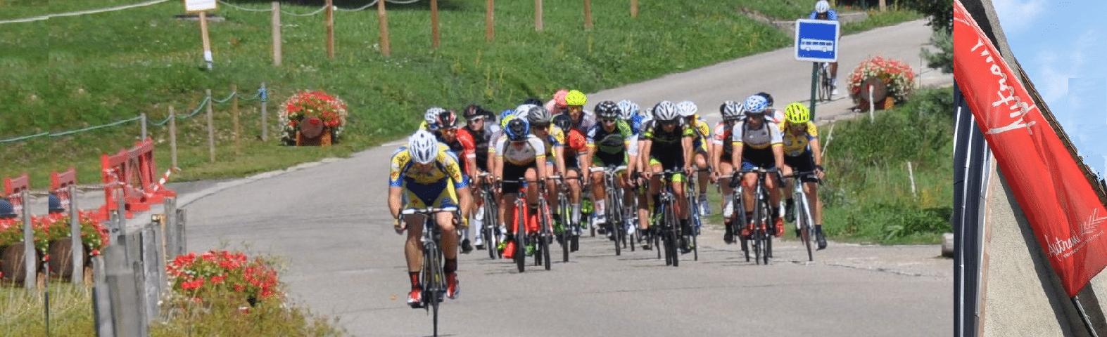 GP VEL AUTRANS : une belle journée de cyclisme dans le Vercors