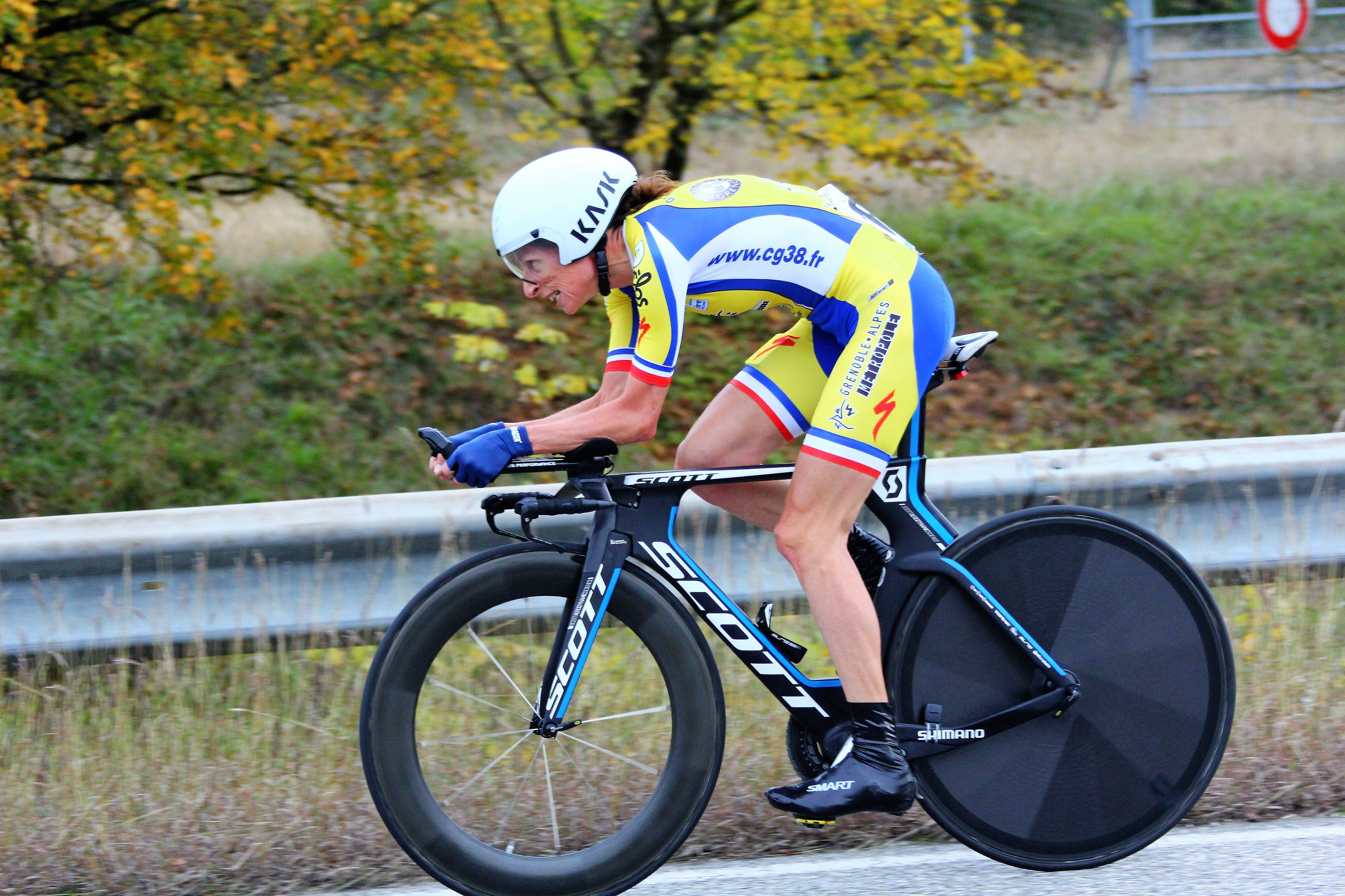 Des CLM et du Cyclocross pour le GMC38-EF