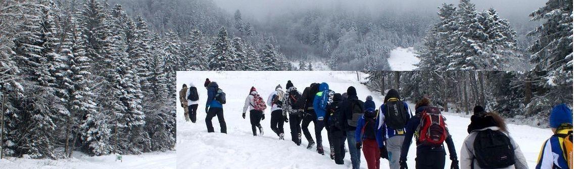 Stage de cohésion – Col de Porte – 2/3 décembre