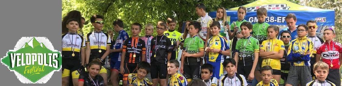 Bilan courses fin mai et Prix Cycliste VELOPOLIS – Ecoles de Cyclisme 20 mai