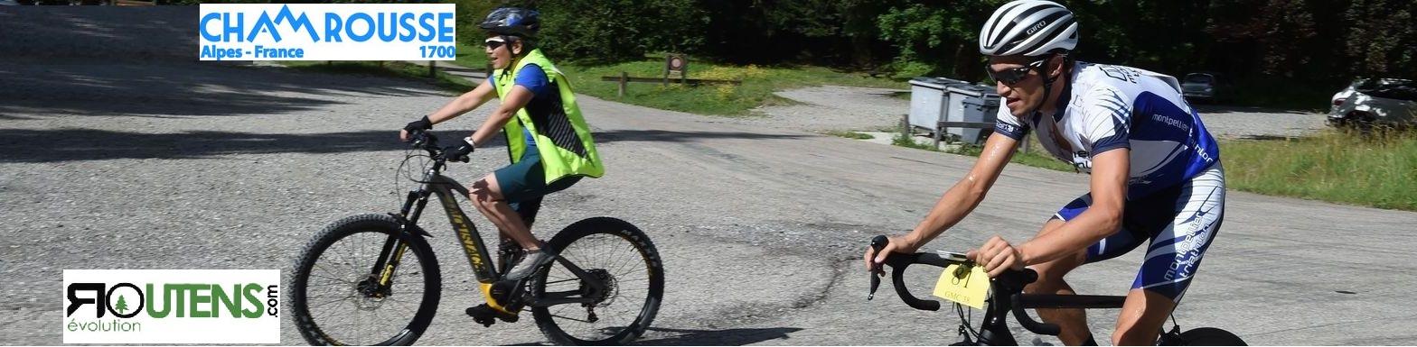 Montée Cycliste de CHAMROUSSE : à vos marques