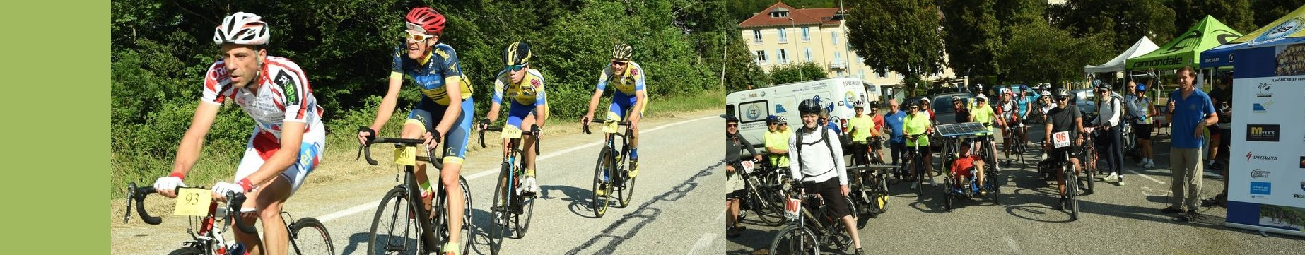 Montée Cycliste de CHAMROUSSE : Les résultats