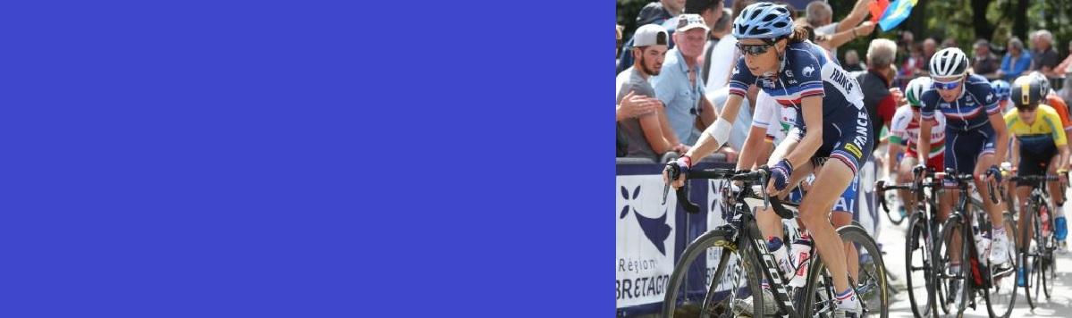 Edwige PITEL aux championnats du monde sur route en Autriche – 29 sept