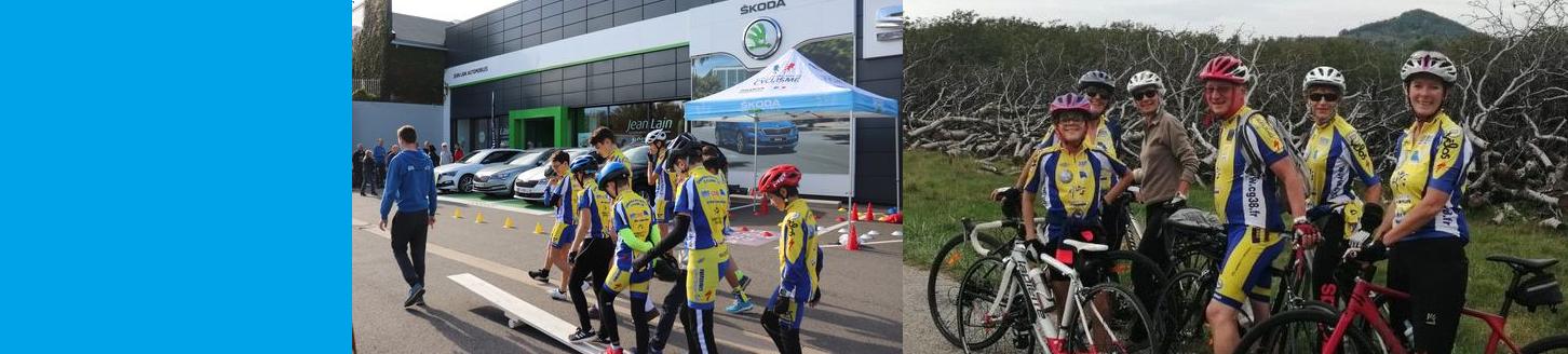 L'Ecole de Cyclisme récompensée – Randonnée Loisir Santé