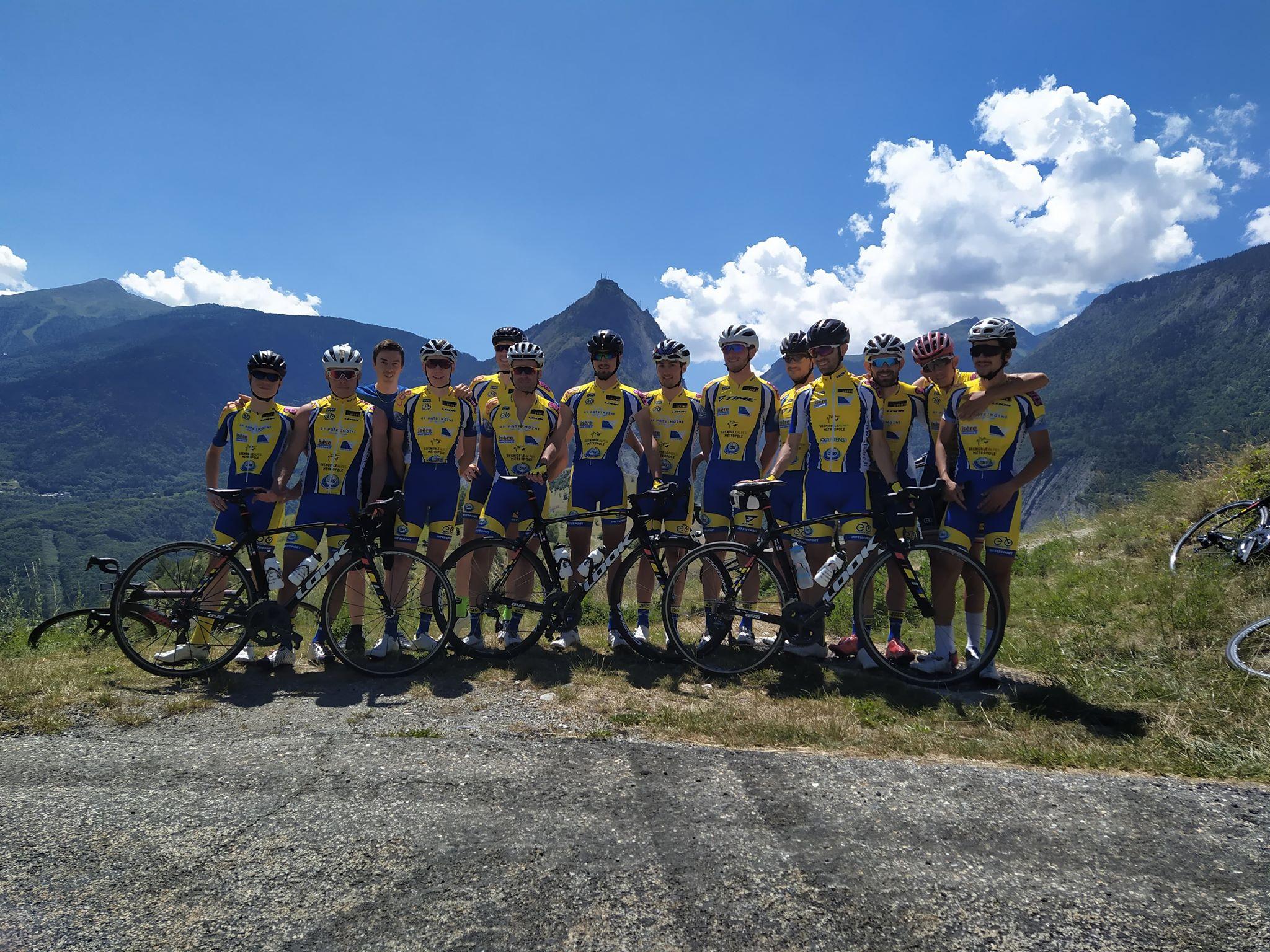 L'équipe N3 se rassemble en Maurienne !