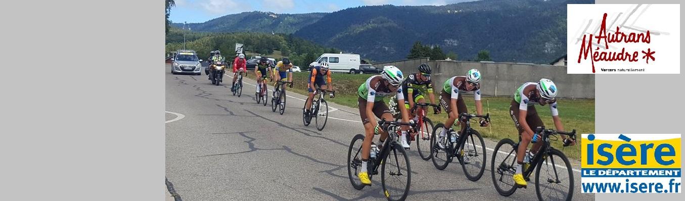 Grand Prix Cycliste Autrans Méaudre en Vercors -38 – Résultats