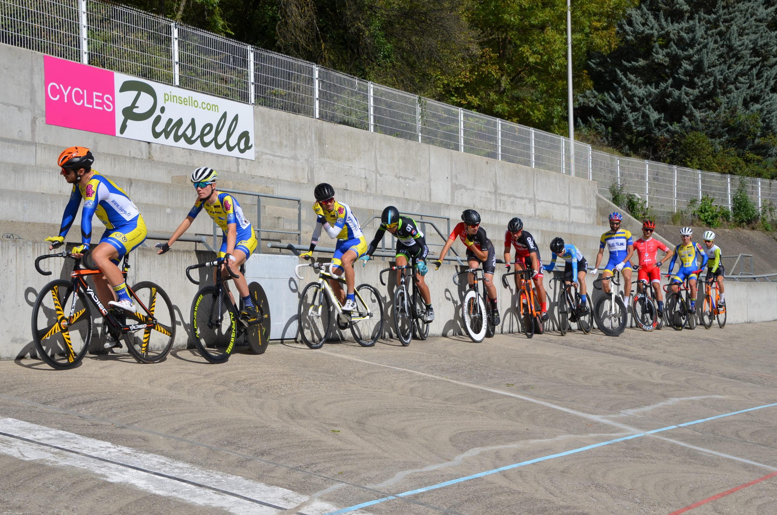 Championnat Auvergne-Rhône-Alpes Piste