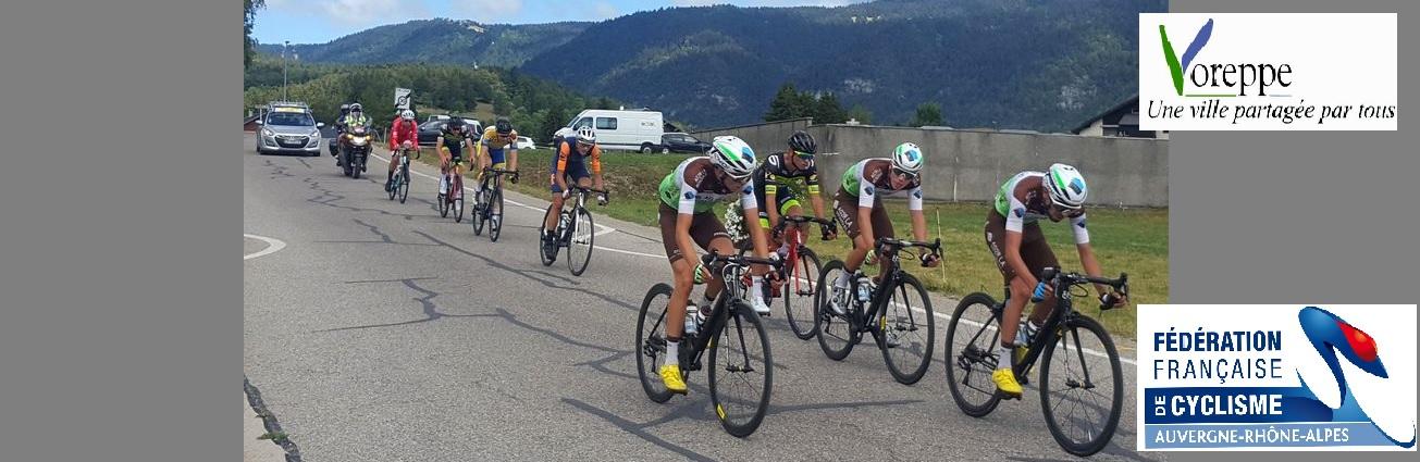 GP Cycliste de Voreppe – 18 octobre : ANNULE