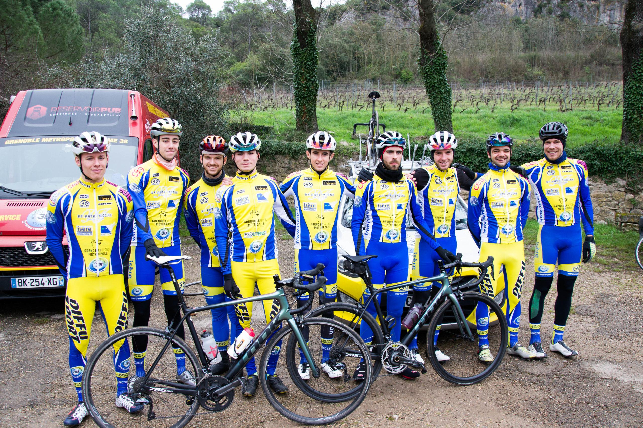 L'équipe N3 peaufine sa préparation en Occitanie !