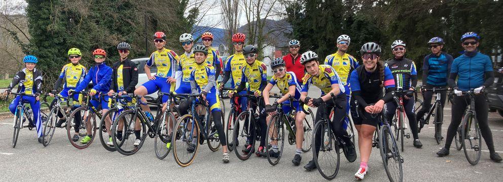 Ecole de Cyclisme : les jeunes toujours en action