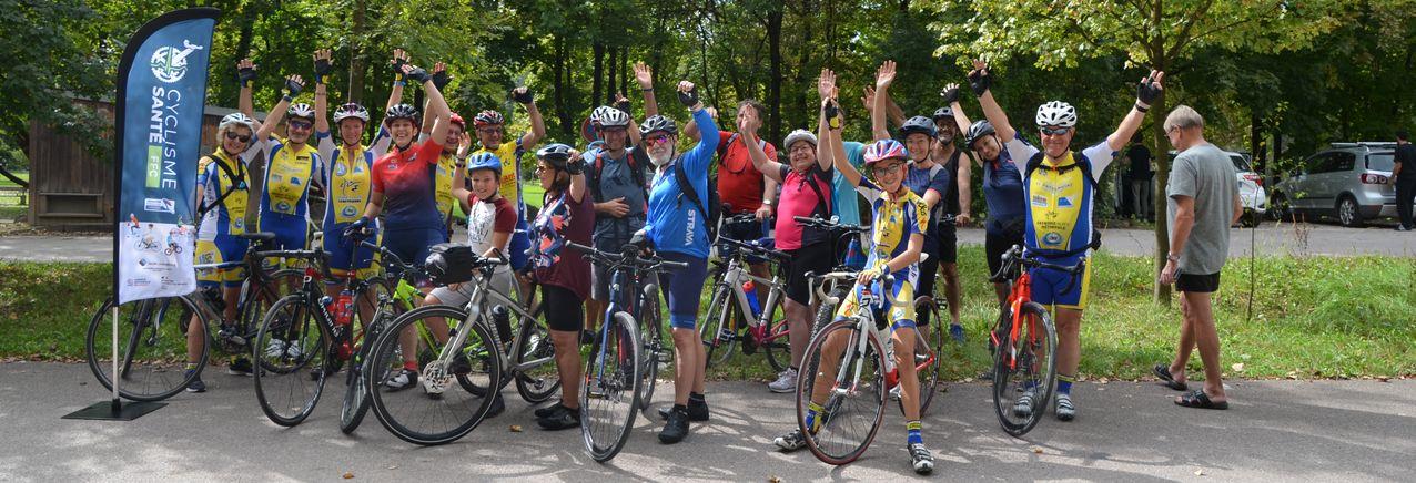 Sortie Exceptionnelle : Vivons Vélo : Samedi 25 septembre