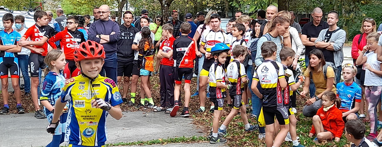 Résultats Ecoles de Cyclisme & cadets – Campus : 3 octobre